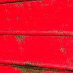 Photo, photographie de détail de coque de bateau du Finistère, bleu, rouge, vert @ Christophe Pluchon