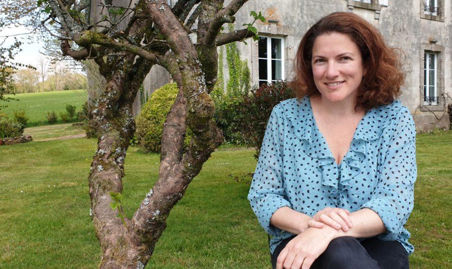 Aline Baudry-Scherer, rédactrice-web, autrice de podcasts féministes à Ergué-Gabéric [Mai 2021]