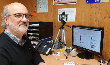 maviedepatron.fr, c'est le nom du blog lancé par Guy Mordret, à la tête de la société de logiciels et de communication Anaximandre à Landerneau.
