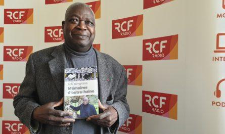 Kofi Yamgnane pour son livre Mémoires d'outre-haine