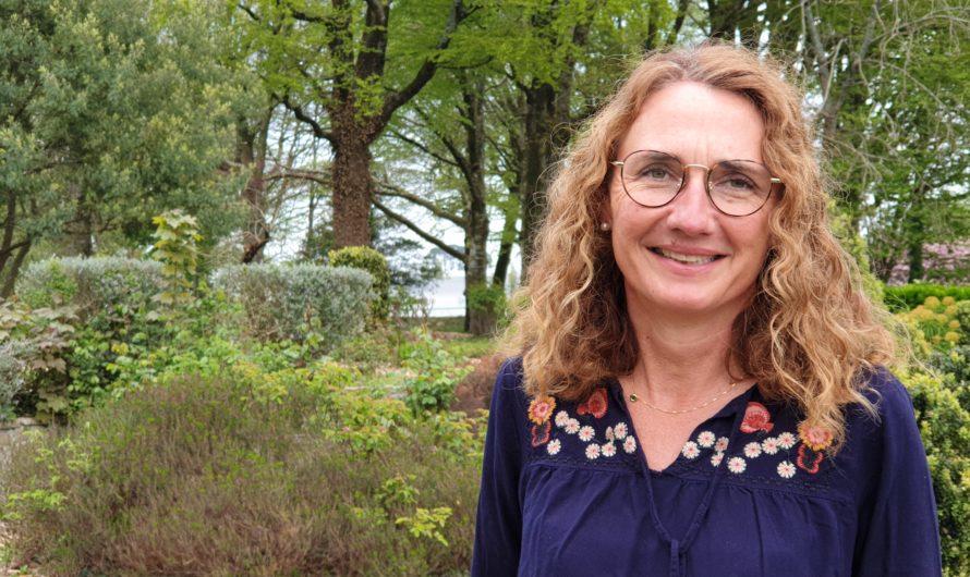 """Marie-Cécile Penvern pour les podcasts """"Elles en Bretagne"""" [Mai 2021]"""