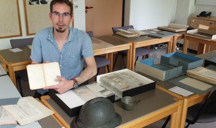 A la découverte d'objets conservés aux Archives Départementales du Finistère