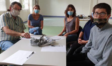 Des habitants de Brest racontent leur confinement dans des ateliers radio avec Oufipo