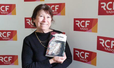 La romancière finistérienne Colette Vlérick pour le livre Rêve d'indiennes