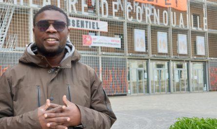 Le rappeur de Quimper K-Smile nous fait découvrir son univers, inspiré par la Bretagne mais aussi le Sénégal, son pays d'origine.