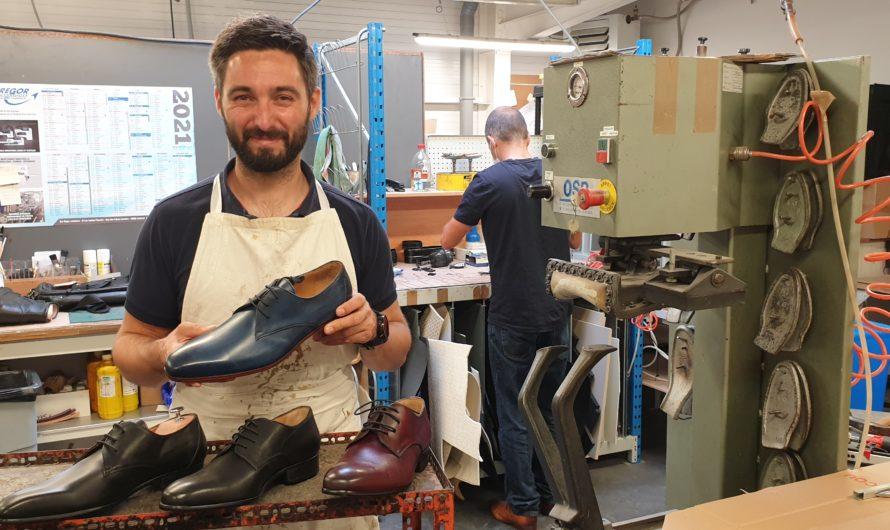Les chaussures Upster avec Pierre Durrman, podo-orthésiste à Brest [Septembre 2021]