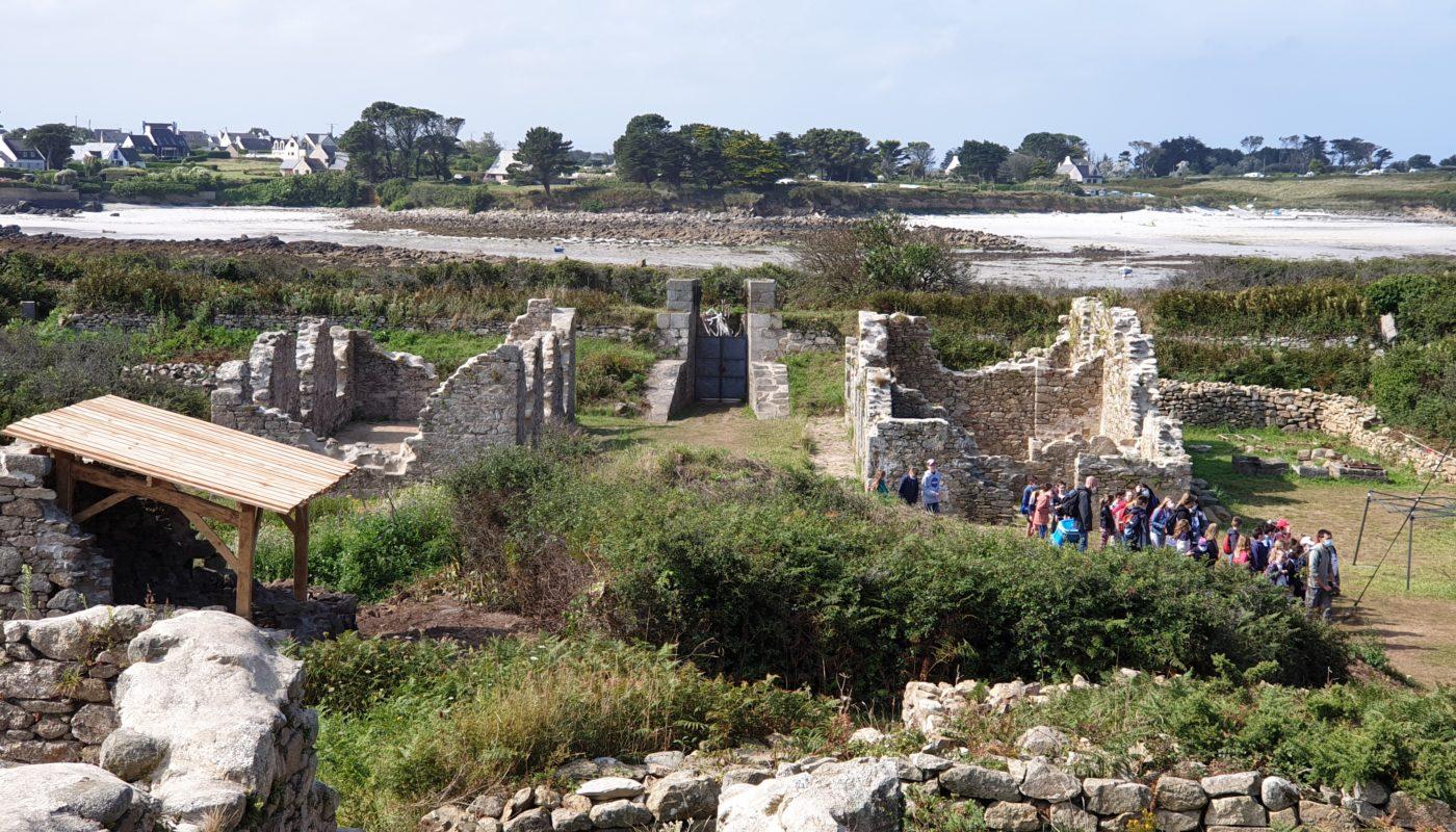L'histoire de Fort Cézon à Landéda