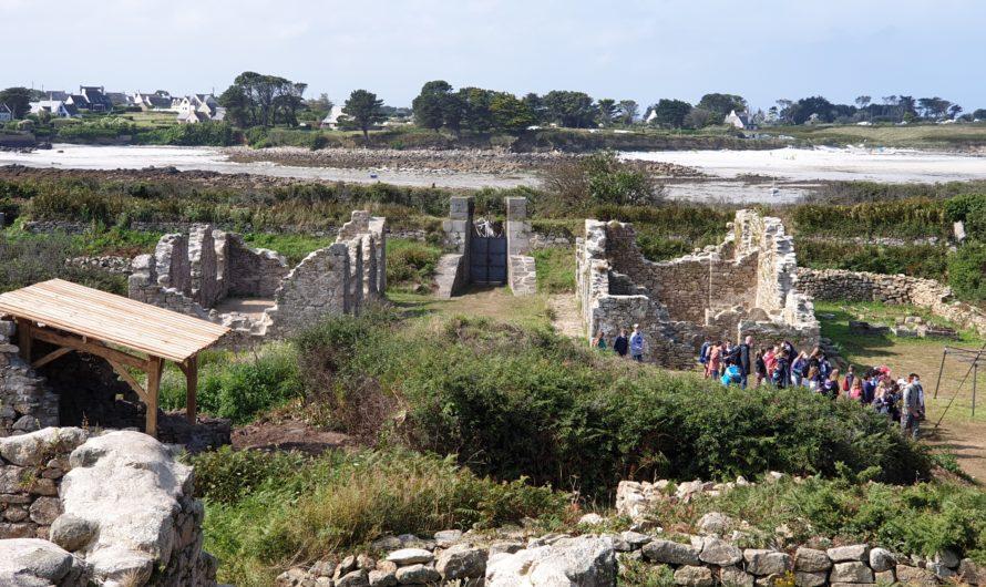 L'histoire de Fort Cézon à Landéda [Août 2021]