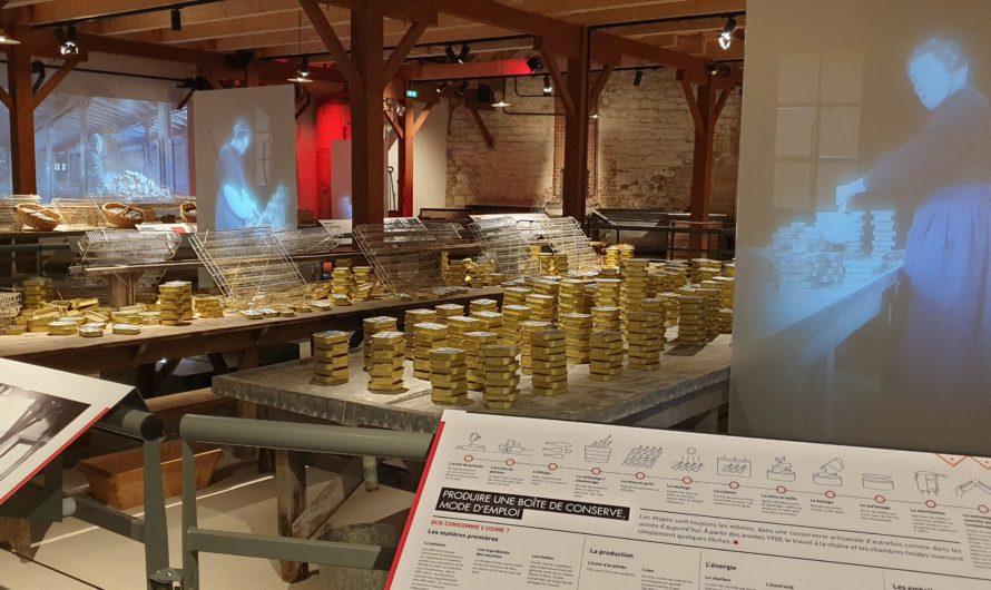 Le musée de la conserverie Alexis Le Gall à Loctudy [Septembre 2021]