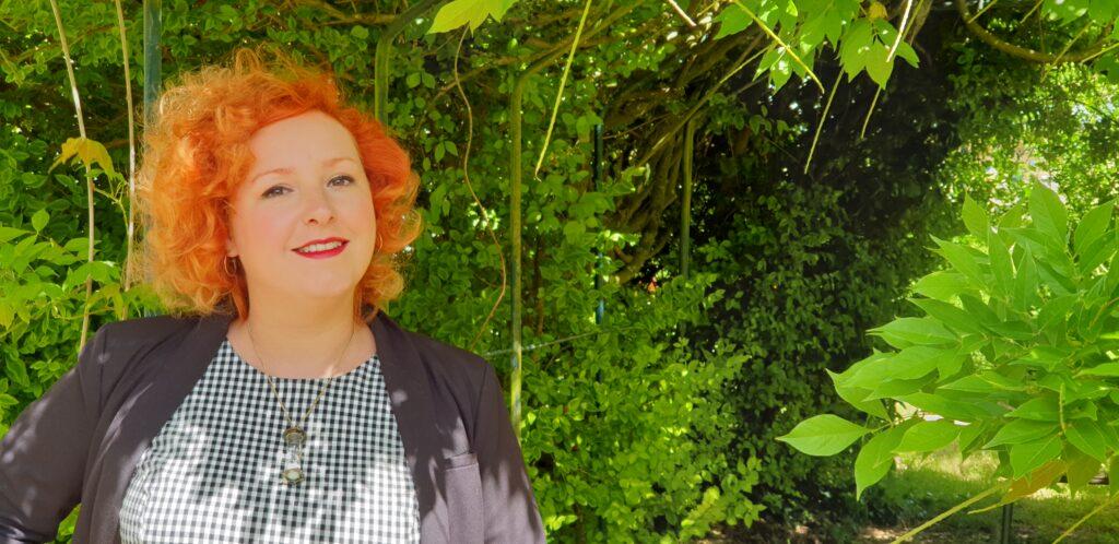 Marine Bruneau, engagée pour le droit des femmes